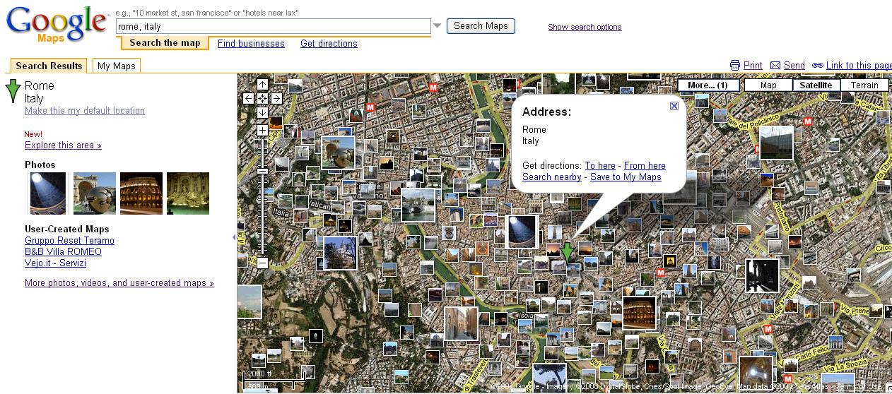 pics and maps photos in google maps ict km of the cgiar. Black Bedroom Furniture Sets. Home Design Ideas