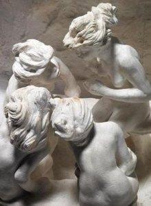 Les Causeuses de Camille Claudel