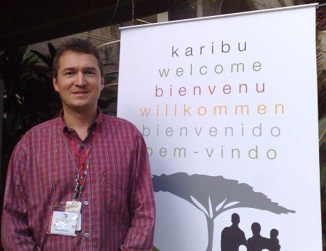 Tom Vandenbosch (ICRAF)